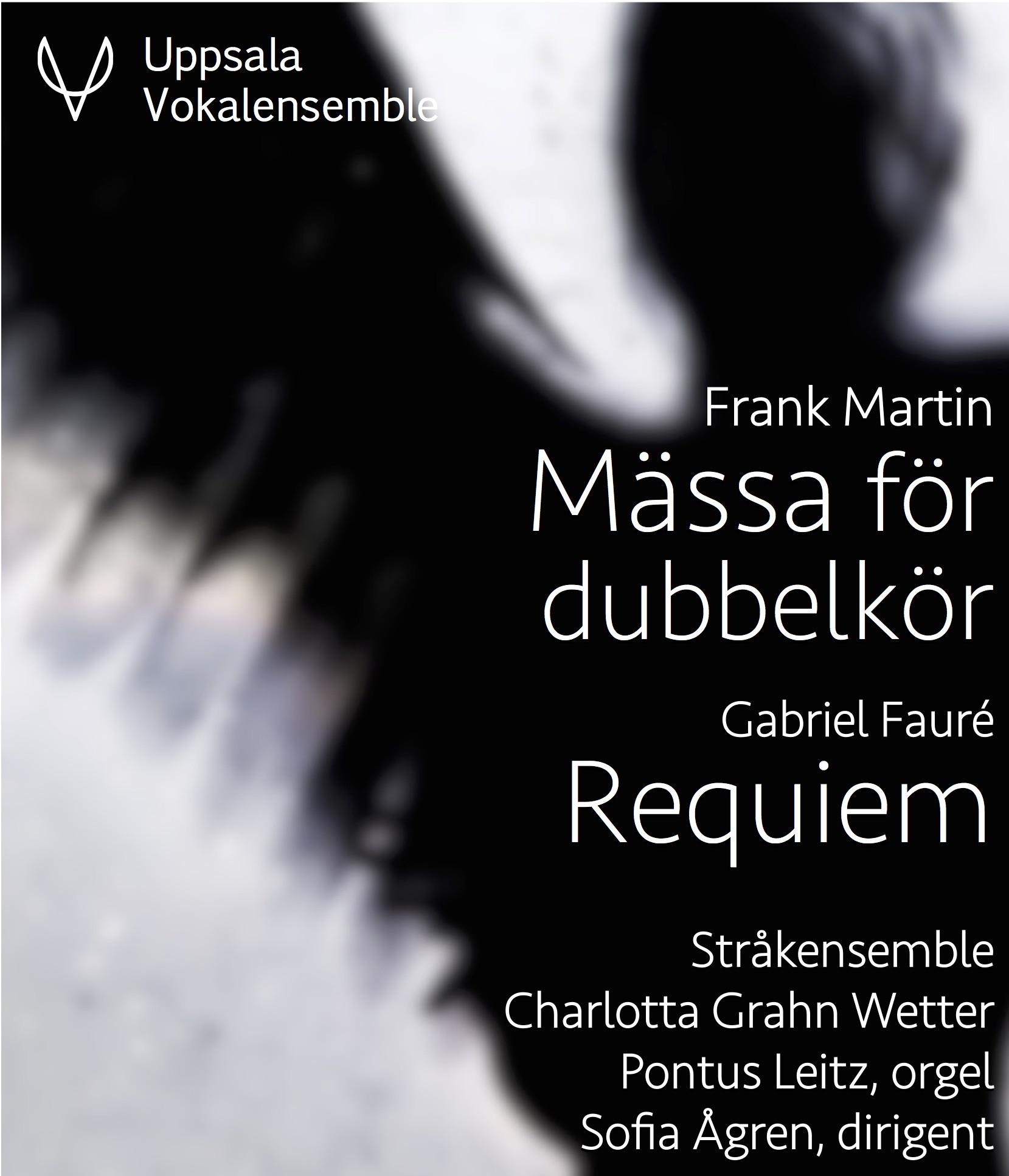 Martins Mässa och Faurés Requiem